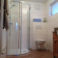 Отель Appartements Rettensteiner ванная