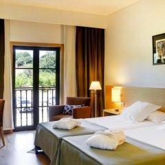 Отель Oca Golf Balneario Augas Santas 4* Стандартный номер с различными типами кроватей фото 7