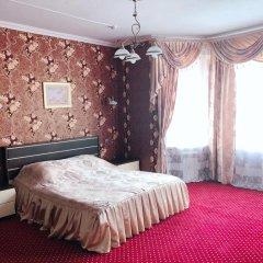 Гостиница Эльбрусия комната для гостей фото 5