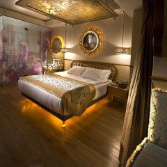 Отель Sultania 5* Номер Делюкс с двуспальной кроватью фото 18