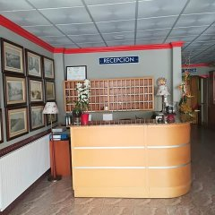 Hotel La Bolera интерьер отеля фото 2