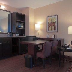 Отель Embassy Suites Columbus - Airport 3* Люкс с различными типами кроватей фото 2