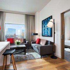 Отель Hyatt Regency Bloomington-Minneapolis Блумингтон комната для гостей
