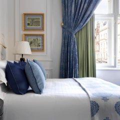 Four Seasons Hotel Prague 5* Люкс с различными типами кроватей фото 17