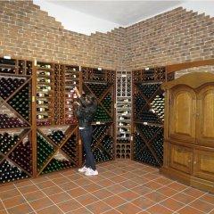 Отель Winery Villa Yustina сауна