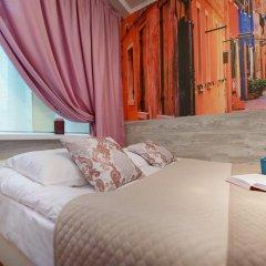 Гостиница АРТ Авеню Стандартный номер двухъярусная кровать фото 19