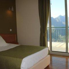 Eira do Serrado Hotel & SPA 4* Стандартный семейный номер с двуспальной кроватью фото 2