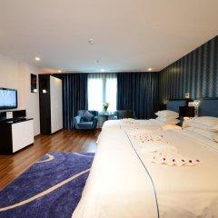 Hanoi Emerald Waters Hotel & Spa 4* Стандартный семейный номер с двуспальной кроватью фото 4