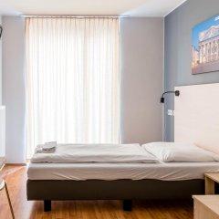 Отель A&O Wien Stadthalle 2* Стандартный номер с различными типами кроватей фото 2