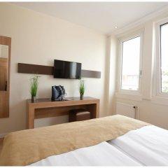 Отель Motel Plus Berlin 3* Номер Комфорт с различными типами кроватей фото 6