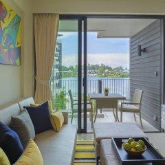 Отель Cassia Phuket 4* Люкс с 2 отдельными кроватями фото 13