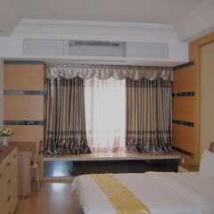 Апартаменты She & He Service Apartment - Huifeng Стандартный номер с различными типами кроватей фото 4