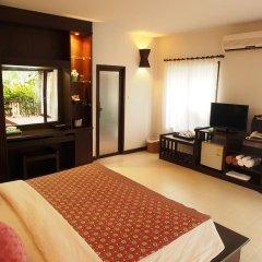 Отель Chaw Ka Cher Tropicana Lanta Resort 3* Стандартный номер с различными типами кроватей фото 4