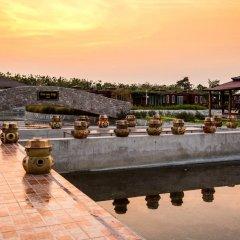 Отель Prew Lom Chom Nam бассейн