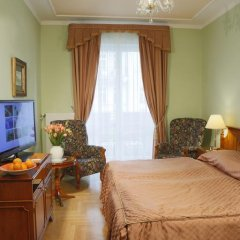 Hotel Bristol 4* Стандартный номер с двуспальной кроватью фото 12