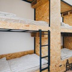 Гостиница SolHostel Кровать в общем номере с двухъярусной кроватью фото 10
