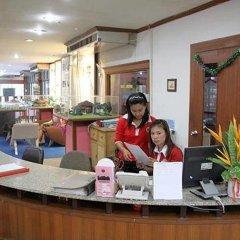 Отель Pattaya Country Club & Resort гостиничный бар