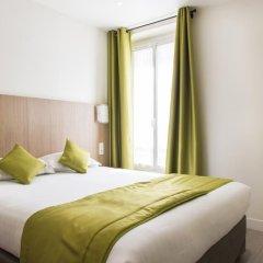 Отель Bel Oranger Gare De Lyon 3* Стандартный номер с двуспальной кроватью фото 7