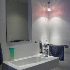 Отель Holiday Home Fredensvang Дания, Орхус - отзывы, цены и фото номеров - забронировать отель Holiday Home Fredensvang онлайн ванная фото 2