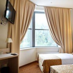 Гостиница SkyPoint Шереметьево 3* Стандартный номер с различными типами кроватей фото 5