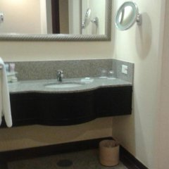 Отель Bourbon Atibaia Convention And Spa Resort 4* Улучшенный номер фото 5