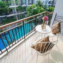 Отель The Title Phuket 4* Номер Делюкс с разными типами кроватей фото 13