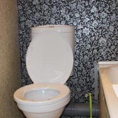 Гостиница Dostoyevsky Hostel в Барнауле отзывы, цены и фото номеров - забронировать гостиницу Dostoyevsky Hostel онлайн Барнаул ванная