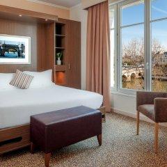 Отель Citadines Saint-Germain-des-Prés Paris 3* Студия с двуспальной кроватью фото 2
