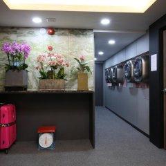 Отель Philstay Myeongdong Южная Корея, Сеул - отзывы, цены и фото номеров - забронировать отель Philstay Myeongdong онлайн интерьер отеля