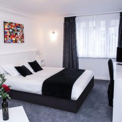 Отель Hôtel Satellite Стандартный номер с различными типами кроватей фото 6