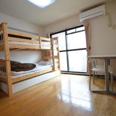 Отель Guest House Hokorobi 2* Кровать в общем номере фото 3