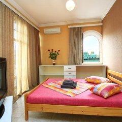 Отель Babilina 2* Улучшенный номер с различными типами кроватей фото 13