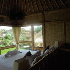 Отель Biyukukung Suite & Spa 4* Коттедж с различными типами кроватей фото 11
