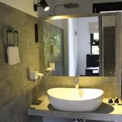 Отель The Country House Chalets Галле ванная фото 2