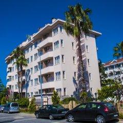 Sun Beach Hotel Сиде парковка