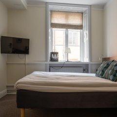 Отель Castle House Inn 2* Стандартный номер с двуспальной кроватью фото 11