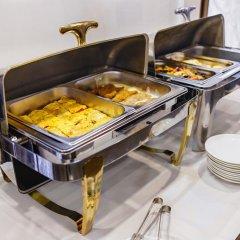 Отель Амбассадор питание фото 3