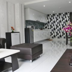Апартаменты The Place Pratumnak by Pattaya Rental Apartments Паттайя интерьер отеля