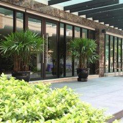 Thomson Hotel Huamark парковка