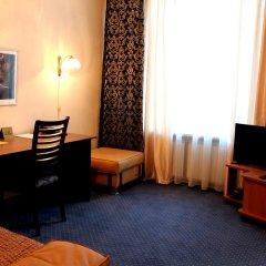 Гостиница Стригино Улучшенный номер разные типы кроватей фото 11