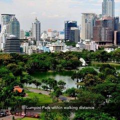 Отель Zen Premium Silom Soi 22 Бангкок приотельная территория