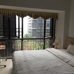 Апартаменты Shenzhen Grace Apartment Апартаменты с различными типами кроватей фото 2