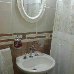 Отель Cabañas Al Fin Del Arcoiris Сан-Рафаэль ванная