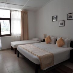 Отель Lakeside At Nuwarawewa Анурадхапура комната для гостей фото 4