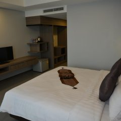 Picnic Hotel Bangkok 3* Стандартный номер с различными типами кроватей фото 16