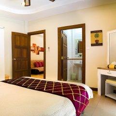 Отель Coconut Paradise Villas удобства в номере