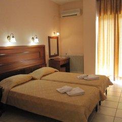Отель Athinaiko 2* Стандартный номер с двуспальной кроватью фото 4