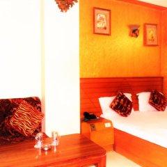 Hotel Maharaja Continental Номер Делюкс с различными типами кроватей фото 11