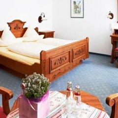 Отель LUITPOLD Мюнхен комната для гостей
