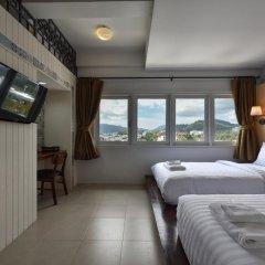 Отель Phuket Montre Resotel 3* Улучшенный номер